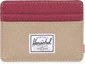 Herschel Supply Co. Charlie - Portemonnee - Brindle / Windsor Wine