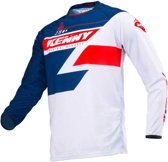 Kenny Crossshirt Track Navy/Red-L