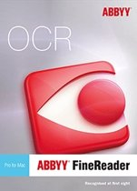 ABBYY FineReader Pro Education / Government - Engels / Mac