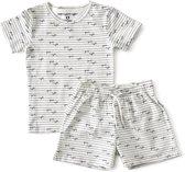 zomer pyjama jongens - good night