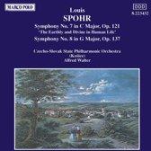 Spohr: Symphonies Nos. 7 & 8