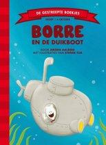 De Gestreepte Boekjes - Groep 1 oktober: Borre en de duikboot