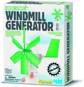 4m Kidzlabs green science: windmolen generator frans