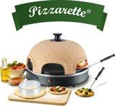 Pizzarette Classic Emerio PO-110450 - 6 personen