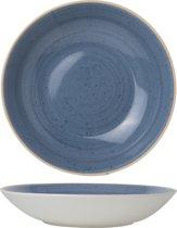 Cosy&Trendy For Professionals Terra Blue Diep Bord - Ø 21 cm