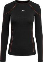 Hush Run Circular Shirt Dames Sporttop
