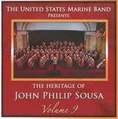 The Heritage of John Philip Sousa, Vol. 9