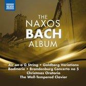 Naxos Bach Album