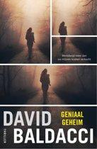 Boekomslag van 'King & Maxwell 3 - Geniaal geheim'