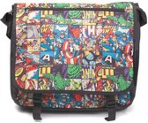 Marvel Comics - All Over Comic Style Messenger Bag