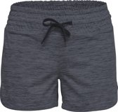 Only Play Mabelle Sweat Shorts Dames - Zwart - Maat XL