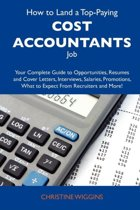 How to Land a Top-Paying Cost Accountants Job