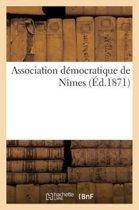 Association D�mocratique de N�mes
