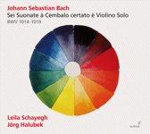 Johann Sebastian Bach: Sei Suonate à Cembalo certato è Violino Solo, BWV 1014-1019