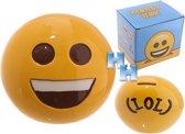 Emoji - Emoticon - Smiley - Spaarpot Glimlach