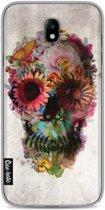 Casetastic Softcover Samsung Galaxy J7 (2017) - Skull 2