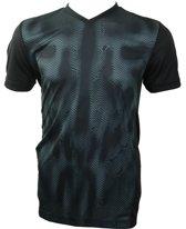 adidas F50 Climacool Tee S09866, Mannen, Zwart, T-shirt maat: XS EU