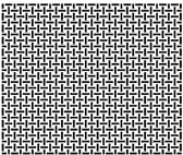 Aluminium horrengaas zwart 120x100cm (maaswijdte 18x16)