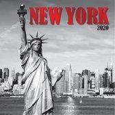Kalender 2020 New York (30,5 x 30,5)