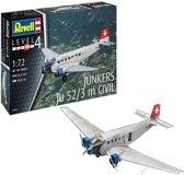 REVELL 1:72 Junkers 52