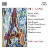 Poulenc: Piano Music vol 2 / Olivier Cazal
