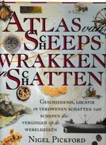 Atlas van scheepswrakken en schatten