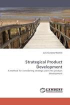 Strategical Product Development