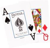 Poker kaarten Bycicle