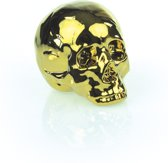 Skull Saving Box Gold - Spaarpot Goud