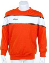 Jako Sweater Player - Sporttrui - Kinderen - Maat 116 - Orange;White