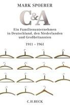 Boek cover C&A van Mark Spoerer (Onbekend)