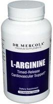 L-Arginine, Timed-Release (120 Vegetarische Capsules) - Dr Mercola