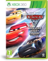 Cars 3: Driven to Win Xbox 360