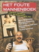 Het foute mannenboek