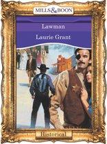 Lawman (Mills & Boon Vintage 90s Historical)