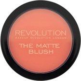 Makeup Revolution The Matte Blush - Beloved