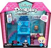 Disney Doorables - Thema Speelset - Frozen Ijskasteel
