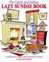 Calvin and Hobbes Lazy Sunday