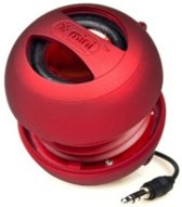 X-mini II Capsule Speaker Mono (Rood)