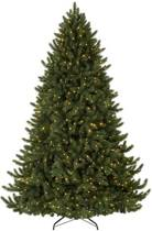 Kunstkerstboom Washington Promo - PVC - Groen - 250 warme LED - 944 Takken - 180cm