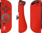 PDP Joy-Con Gel Guards - Siliconen beschermhoesjes - Neon Rood - Official Licensed - Switch