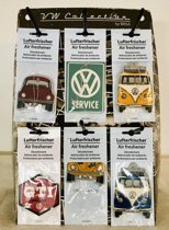 VW vintage luchtverfrisser display