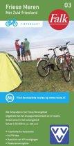 Falkplan fietskaart 3 - Friese Meren