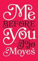Boekomslag van 'Me Before You'