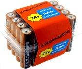 Duracell AAA Batterijen - Alkaline - 24 stuks