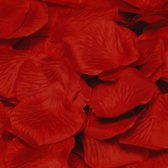 Rode Rozenblaadjes Bordeaux 144 stuks