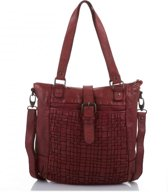 Bear Design Grizzly shopper CL 32650 rood