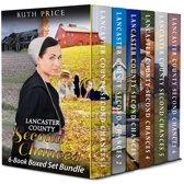 Lancaster County Second Chances 6-Book Boxed Set Bundle