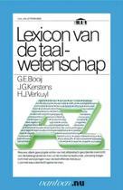 Vantoen.nu - Lexicon van de taalwetenschap
