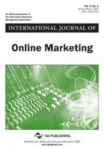 International Journal of Online Marketing, Vol 2 ISS 1